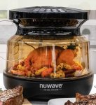 Nuwave PRIMO Grill Oven with Integrated Digital Temp Probe