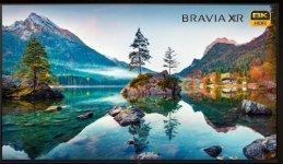 Bravia XR Master Series 85Z9J 85-Inch