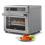 Digital RapidCrisp Air Fryer Oven, 9-Function Countertop Oven with Convection