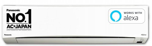 Panasonic 2 Ton 3 Star Wi-Fi Twin Cool Inverter Split AC CS-CU-SU24WKYW